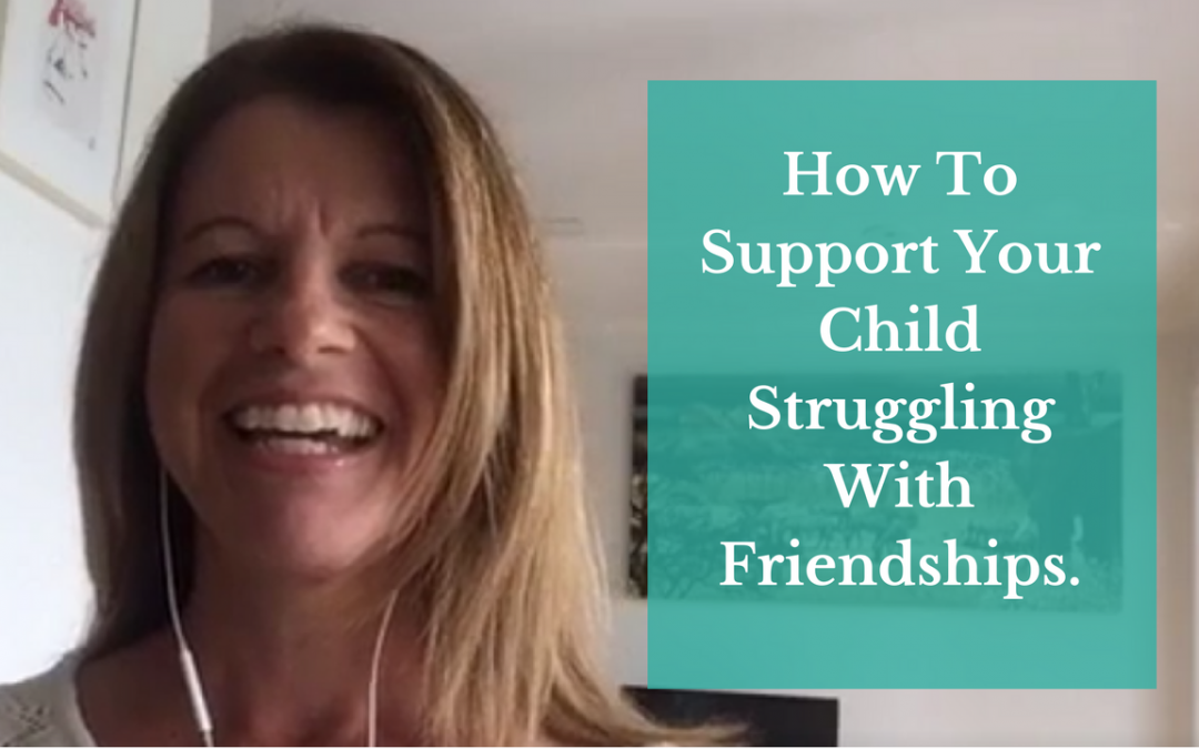 How To Support Your Child Struggling With Friendships